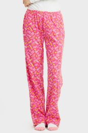 36 Units of ET TU LADIES PAJAMAS LOVE PRINT - Women's Pajamas and Sleepwear