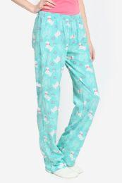 36 Units of ET TU LADIES PAJAMAS PUPPY PRINT - Women's Pajamas and Sleepwear