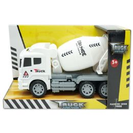 18 Units of Kids Cement Truck Toy - Cars, Planes, Trains & Bikes