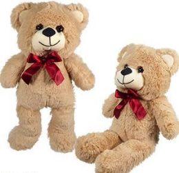 30 Units of Plush Soft Tan Bears - Plush Toys