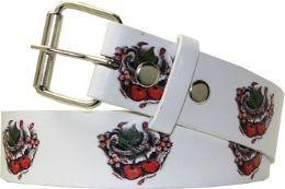 36 Units of Ab Cherry Printed Belt - Belts
