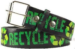 36 Units of Recycle Printed Belt - Belts