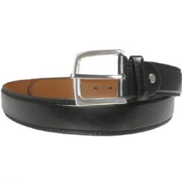 36 Units of Mens Fashion Black Belt - Mens Belts