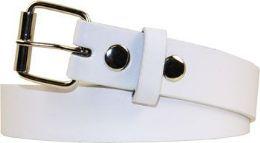 36 Units of Kids Fashion White Belt - Kid Belts