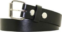 36 Units of Kids Fashion Black Belt - Kid Belts