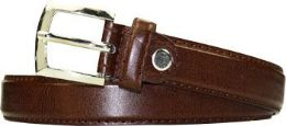 36 Units of Kids Belt Small Size Only In Brown - Kid Belts
