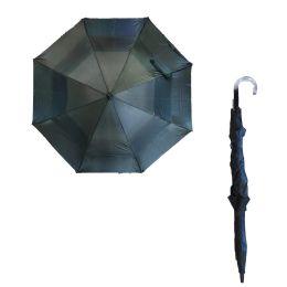36 Units of 75CM BLACK UMBRELLA - Umbrellas & Rain Gear