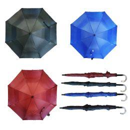 36 Units of 75CM ASSORTED COLOR UMBRELLA - Umbrellas & Rain Gear