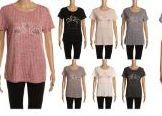 48 Units of Womens Fashion Flamingo Short Sleeve Summer Top - Women's T-Shirts