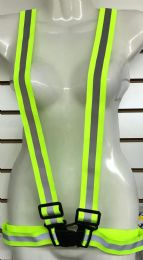 36 Units of Reflective Safety Belts 2 Colors - Hardware Miscellaneous