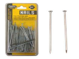 "72 Units of Nail 2.5"" 200gm Net Wt. Db - Drills and Bits"