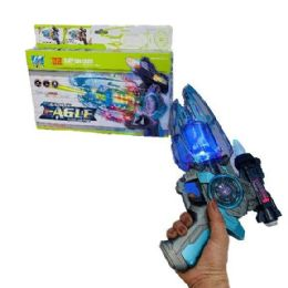 24 Units of Galaxy Eagle Sound/Light Toy Gun - Toy Weapons