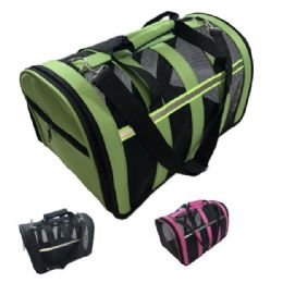 6 Units of Deluxe Pet Carrier-Small - Pet Accessories