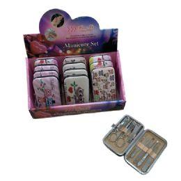 36 Units of 9pc Manicure Care Set [owls] - Manicure and Pedicure Items