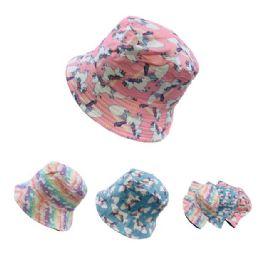 36 Units of Child's Bucket Hat [unicorn] - Bucket Hats