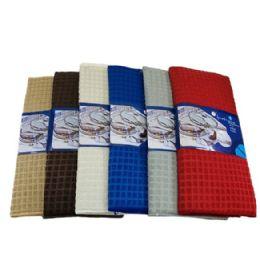 "24 Units of 15""x19"" Drying Mat [square Design] - Dish Drying Racks"