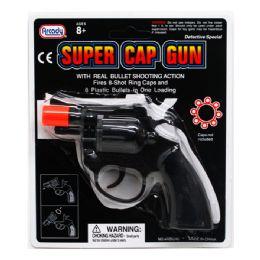 96 Units of Super Cap Gun(revolver - Toy Weapons