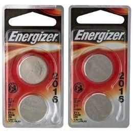 100 Units of Batteries 2016 2pk Energizer Lithium - Batteries