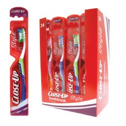 48 Units of Close Up Toothbrush Soft - Toothbrushes and Toothpaste