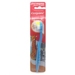 72 Units of Colgate Toothbrush Kids - Toothbrushes and Toothpaste
