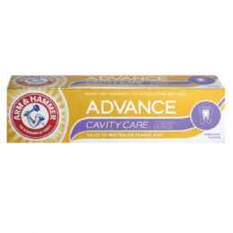 12 Units of Arm & Hammer Toothpaste 75ml Cavity Care - Toothbrushes and Toothpaste