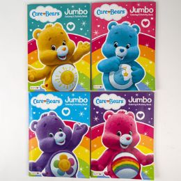 24 Units of Coloring Book Care Bears 96 Pages In Display 4 Asst. - Coloring & Activity Books