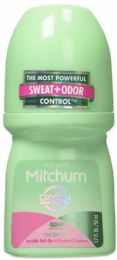 1008 Units of Mitchum Women's Roll-On Powder Shipped By Pallet - Deodorant