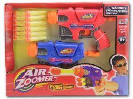 9 Units of Foam Dart Gun - Toy Weapons