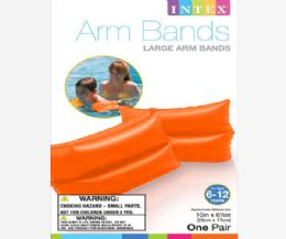 "36 Units of 10X6.5"" Arm Band Floatie - Summer Toys"