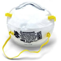 3 Units of 3M Disposable N95 Particulate Respirator - Office Supplies
