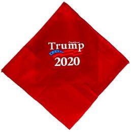 48 Units of President Trump2020 Keep American Great Again - Bandanas