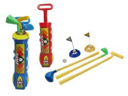 24 Units of GOLF PLAY SET - Toy Sets
