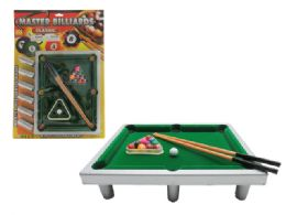24 Units of BILLIARDS PLAY SET - Toy Sets