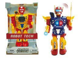 "18 Units of B/O ROBOT W/LIGHT & SOUND 13"" - Light Up Toys"
