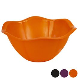 48 Units of Bowl Serving 13in Scalloped - Halloween & Thanksgiving
