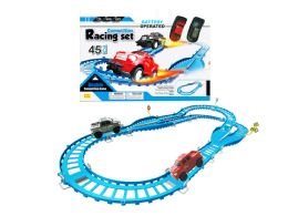 18 Units of B/O COMPETITION RACING SET - Cars, Planes, Trains & Bikes
