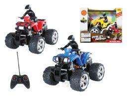 24 Units of R/C DRIFT ATV W/RIDER - Light Up Toys