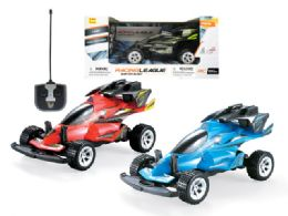 """24 Units of R/c Buggy Car With Light 10"""" - Light Up Toys"""