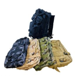 "10 Units of Tactical Back Pack - Backpacks 18"" or Larger"