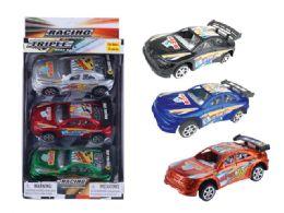 36 Units of Friction Sport Car Set - Cars, Planes, Trains & Bikes