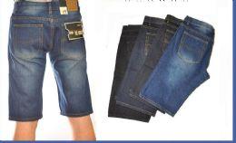 12 Units of Men's Denim Shorts In Navy - Mens Jeans