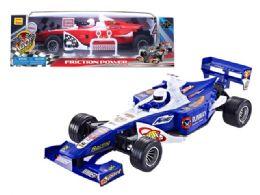 "8 Units of FRICTION JUMBO RACING CAR 22"" - Cars, Planes, Trains & Bikes"