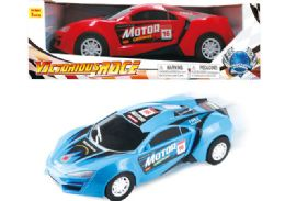 """16 Units of FRICTION RACING CAR 16.5"""" - Cars, Planes, Trains & Bikes"""
