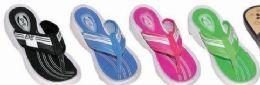 36 Units of Womens Comfort Thong Style Flip Flops Sandals - Women's Sandals