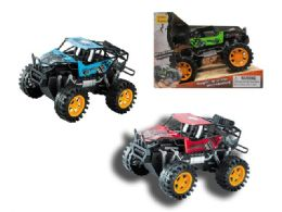 """24 Units of FRICTION MOUNTAIN CRAWLER 9"""" - Cars, Planes, Trains & Bikes"""