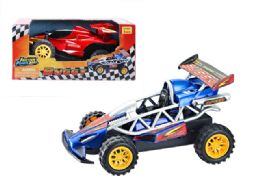 """36 Units of FRICTION RACING CAR 9"""" (2 ASSTD.) - Cars, Planes, Trains & Bikes"""