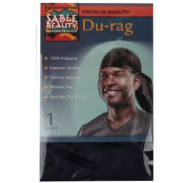 240 Units of Sable Beauty Du-Rag Navy - Hair Accessories