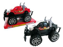 """36 Units of FRICTION MONSTER TRUCK 9"""" - Cars, Planes, Trains & Bikes"""