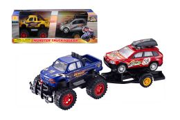 """12 Units of FRICTION MONSTER TOWING W/SUV 16"""" - Cars, Planes, Trains & Bikes"""