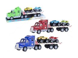 """36 Units of FRICTION TRUCK CARRIER 16.5"""" - Cars, Planes, Trains & Bikes"""